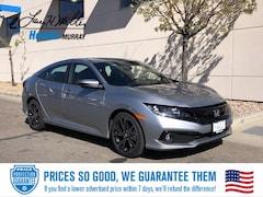 2021 Honda Civic Sport Sedan 2HGFC2F84MH547334