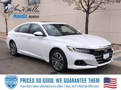 2021 Honda Accord Hybrid EX-L Sedan 1HGCV3F58MA010635