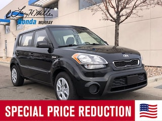Discounted 2013 Kia Soul Hatchback KNDJT2A58D7603356 for sale near you in Murray, UT near Salt Lake City