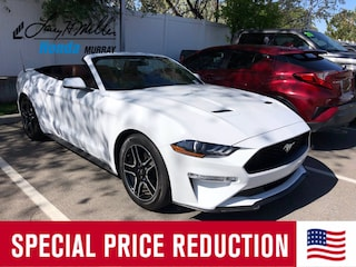 Used 2019 Ford Mustang EcoBoost Premium Convertible Murray, UT