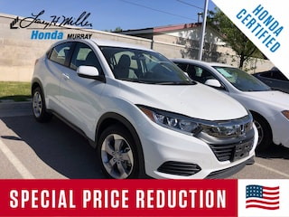 Used 2020 Honda HR-V LX SUV 3CZRU6H39LM705534 for sale near Salt Lake City