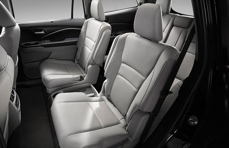Honda Pilot Captains Chairs >> New Honda Pilot Murray Ut