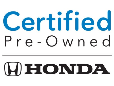 Shop Honda Certified Pre-Owned Vehicles