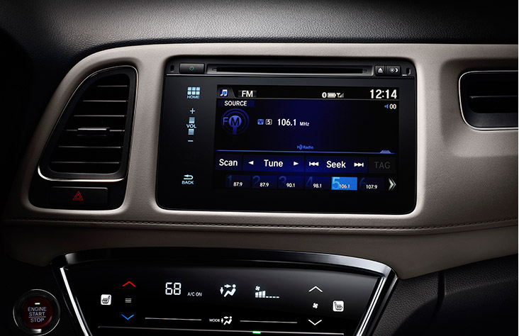 2016 Honda HR-V Touch Screen