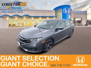 Used 2019 Honda Civic Sport Sedan Sandy, UT
