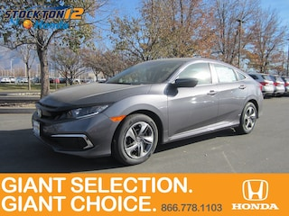 New 2019 Honda Civic LX CVT Sedan for sale near you in Sandy, UT