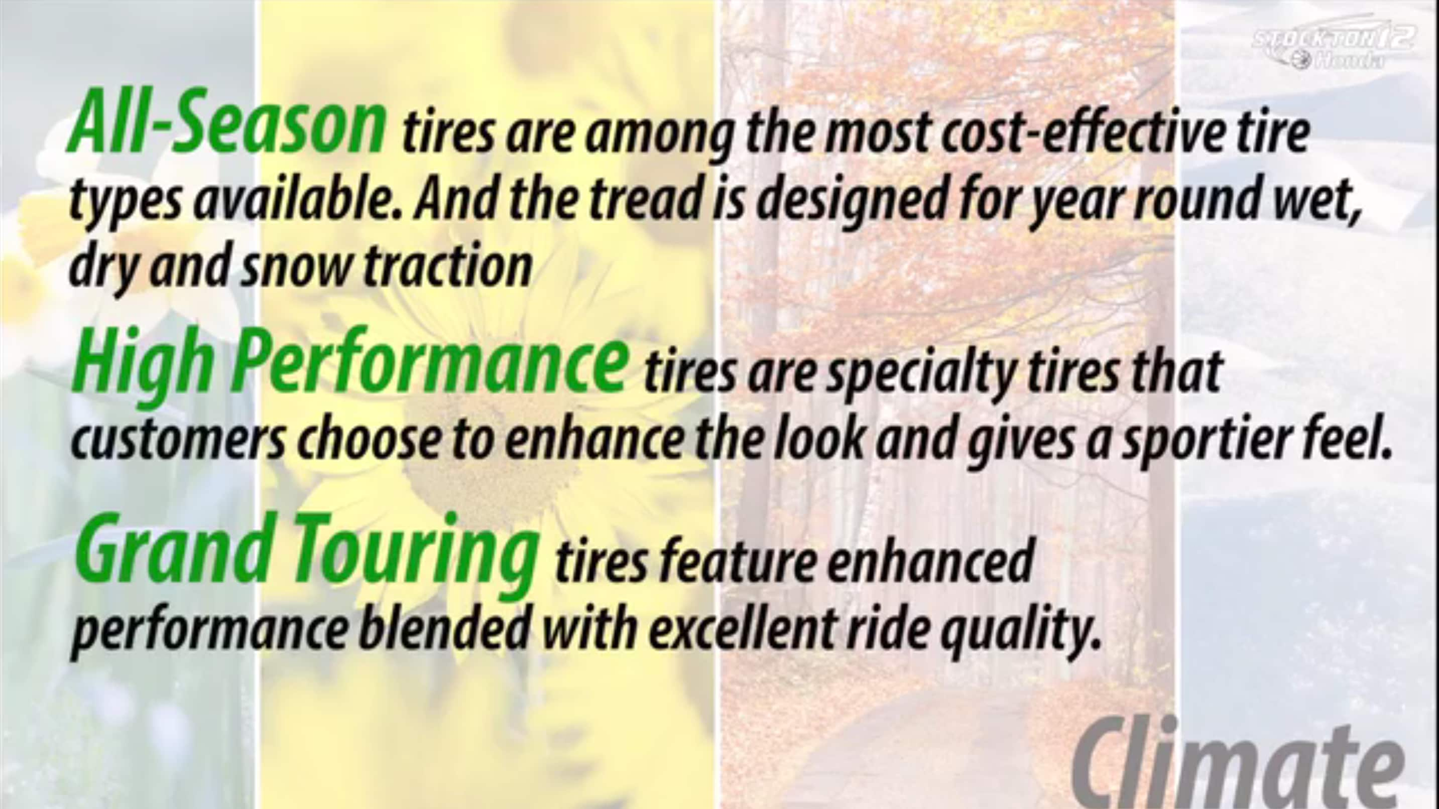 How To Choose The Right Tire Image