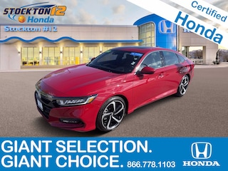 Used 2020 Honda Accord Sport 2.0T Sedan Sandy, UT