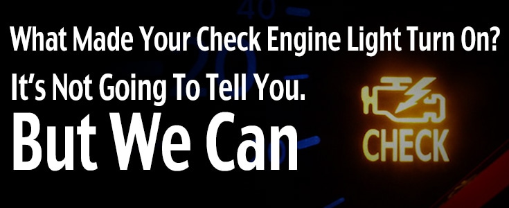 Warning Lights/Diagnostic Service