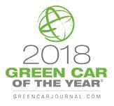 Honda Clarity Green Car of the Year