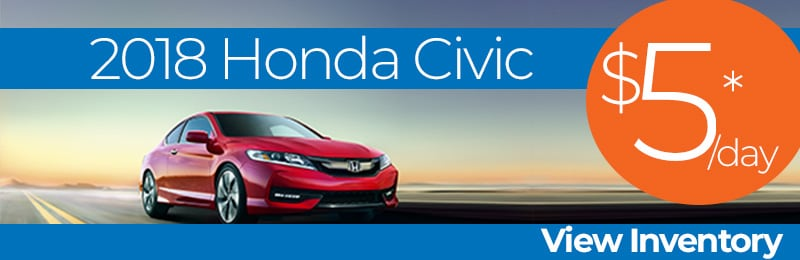 New Honda Civic Sandy