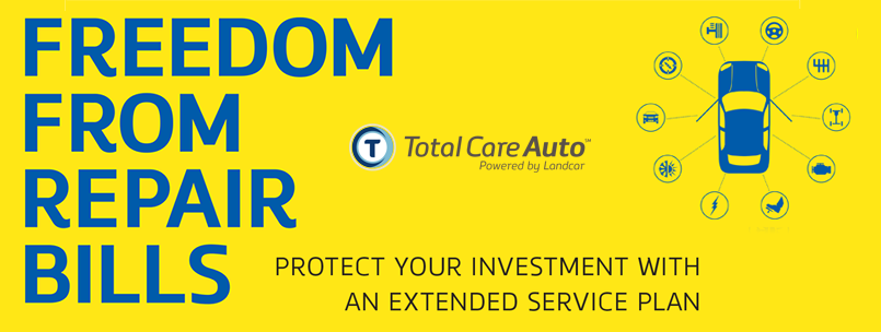 Freedom From Repair Bills with Total Care Auto