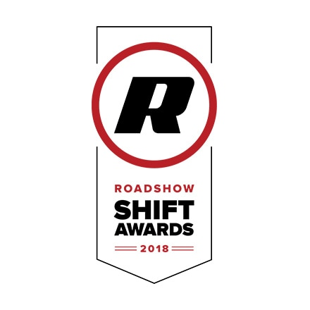 Honda Odyssey 2018 Roadshow Shift Award