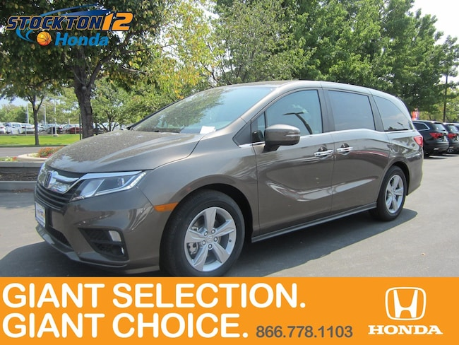 New Honda 2019 Honda Odyssey EX Auto Van for sale near Salt Lake City