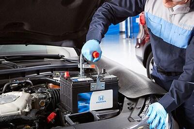 Honda Genuine Replacement Battery