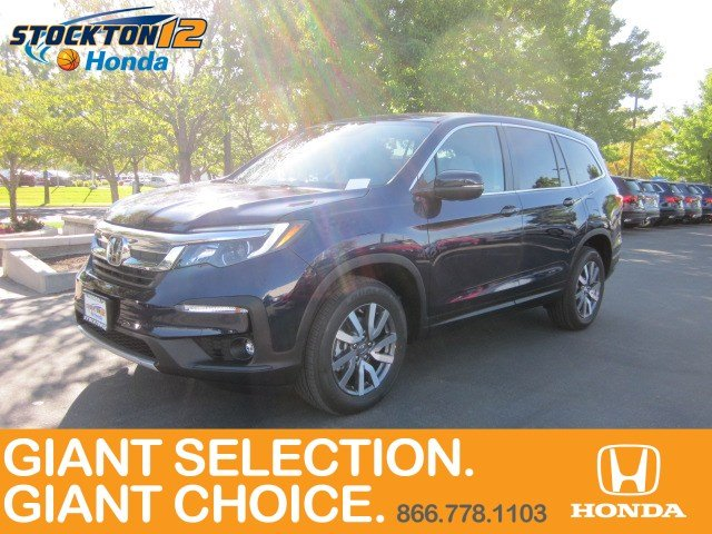 New Toyota Special 2019 Honda Pilot EX-L AWD SUV available in Sandy, UT