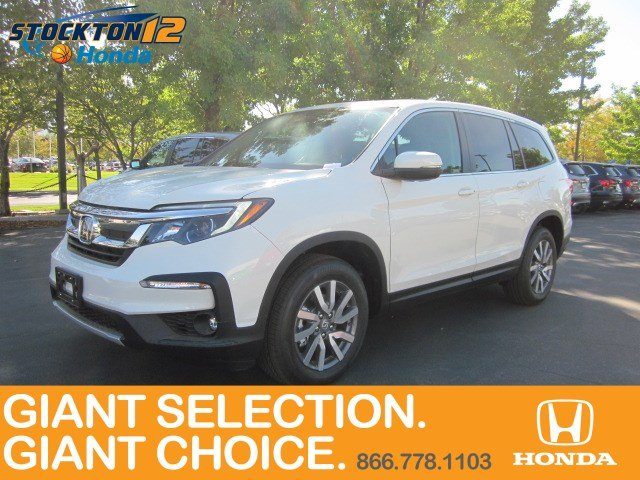 New Toyota Special 2019 Honda Pilot EX-L AWD w/Navi & RES SUV available in Sandy, UT