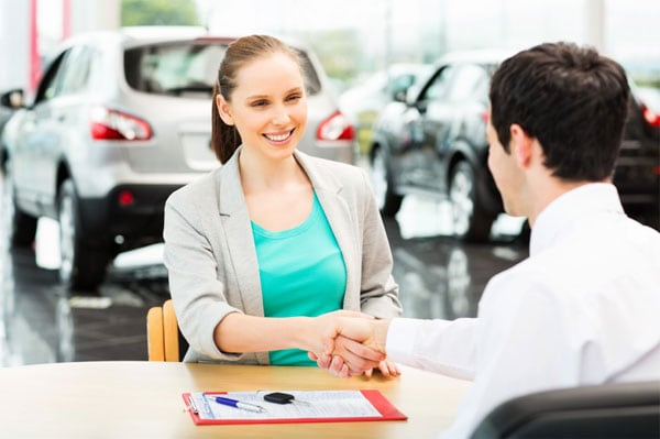 Getting approved for a car loan with bankruptcy Sandy