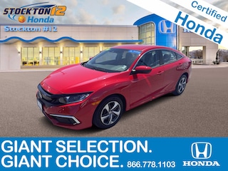Used 2020 Honda Civic LX Sedan Sandy, UT