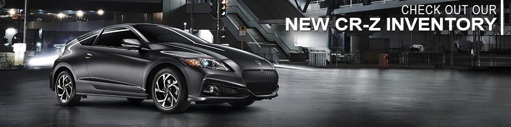 Attractive New Honda CR Z   Coming Soon | Honda Spokane Serving Tri Cities And  Sandpoint Areas