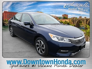 used Honda vehicles 2016 Honda Accord Sedan EX-L V6 Auto EX-L for sale near you in Spokane, WA