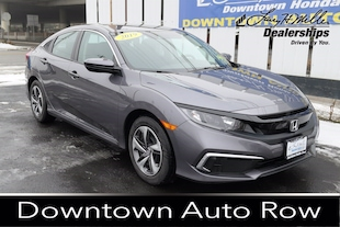 2019 Honda Civic Sedan LX Sedan