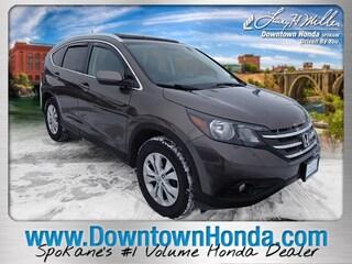 Used vehicles 2014 Honda CR-V EX-L for sale near you in Spokane, WA