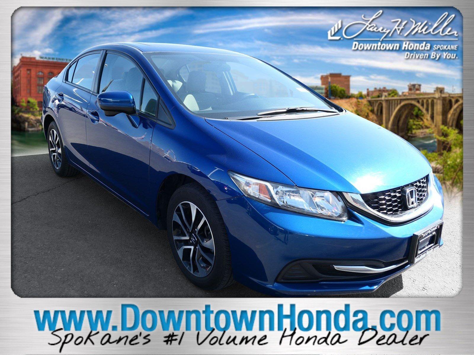 2014 Honda Civic Sedan EX CVT EX