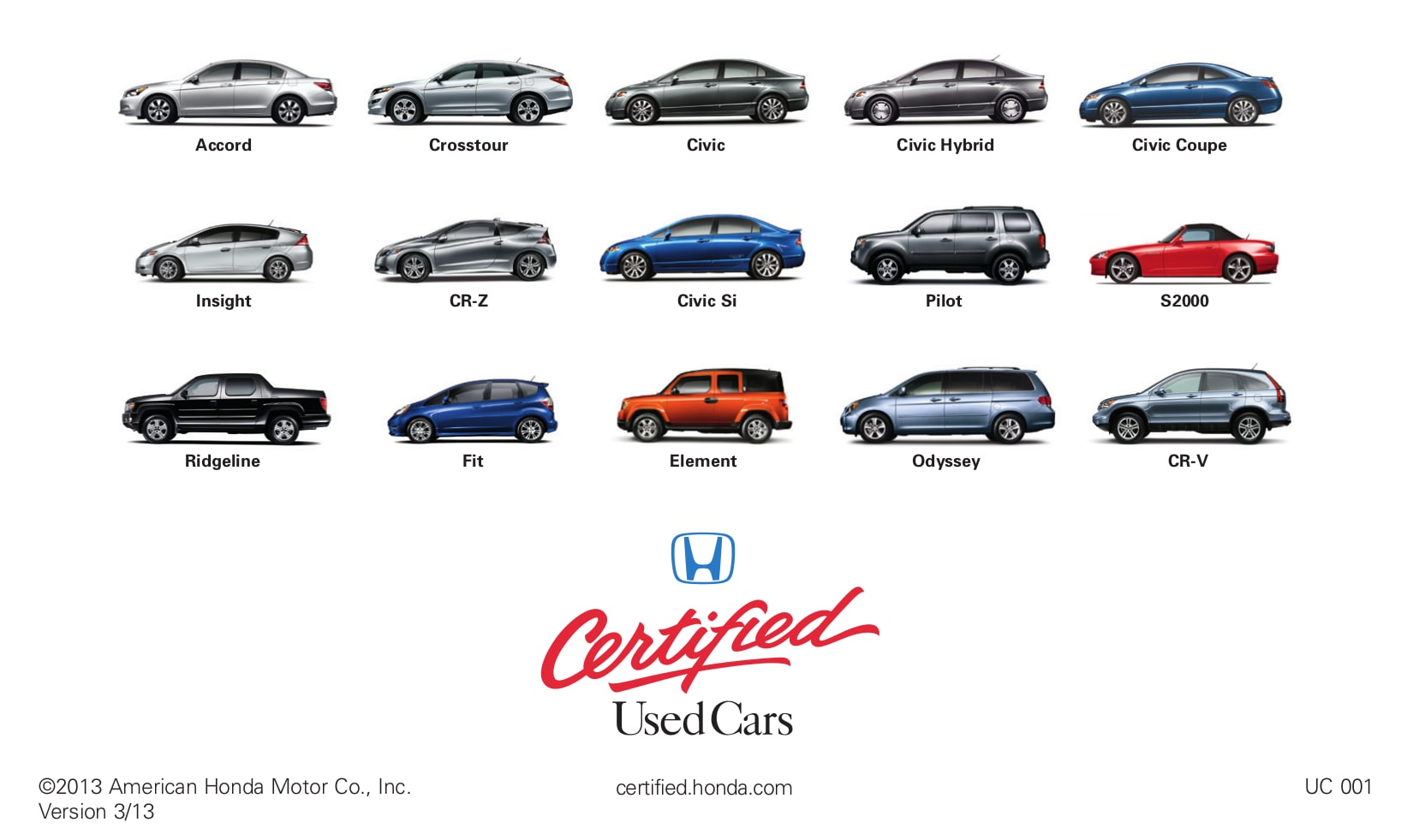 Certified pre owned honda in spokane wa for Honda used certified