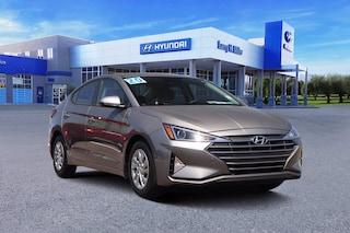 Certified Pre-Owned 2020 Hyundai Elantra SE Sedan for sale near you in Albuquerque, NM