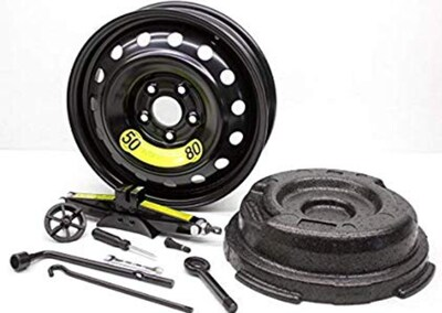 Complete Spare Tire Kit