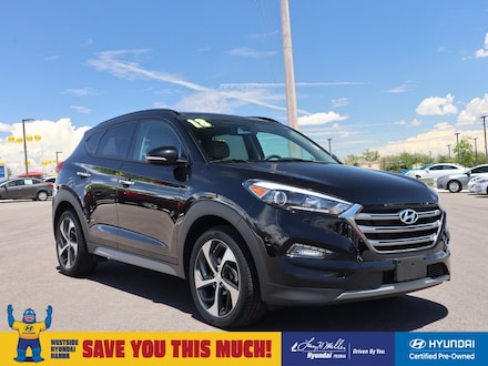 Featured Used 2018 Hyundai Tucson Limited SUV for sale near you in Albuquerque, NM