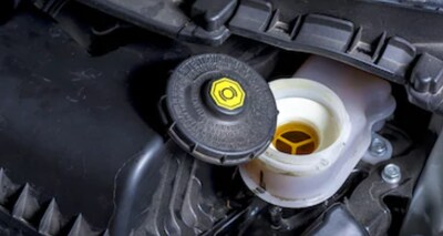 Complete Brake Fluid Transfer