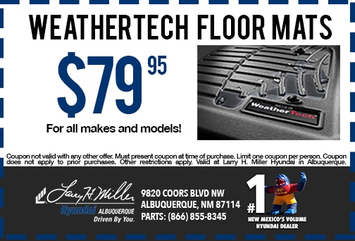Weathertech special coupon