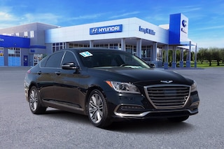 Certified Pre-Owned 2018 Genesis G80 3.8 Sedan for sale near you in Albuquerque, NM