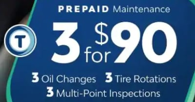 1-Year Pre-Paid Maintenance