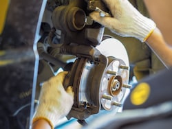 $25 off Front or Rear Brake Service
