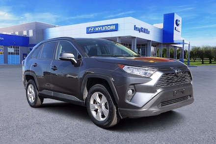 Featured Used 2019 Toyota RAV4 XLE SUV for sale near you in Albuquerque, NM