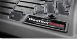 WeatherTech Mats Starting at $60/set