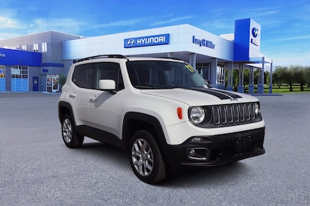 Featured Used 2017 Jeep Renegade Latitude for sale near you in Albuquerque, NM