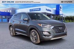 New 2021 Hyundai Tucson Limited SUV for sale near you in Albuquerque, NM