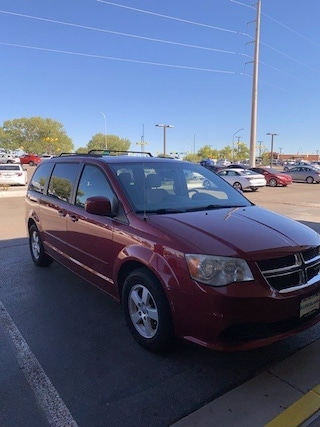 Used 2011 Dodge Grand Caravan Mainstreet Van for sale near you in Albuquerque, NM