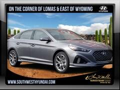 New 2019 Hyundai Sonata Limited 2.0T Sedan 5NPE34ABXKH773133 for sale near you in Albuquerque, NM