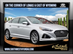 New 2019 Hyundai Sonata Limited 2.0T Sedan for sale near you in Albuquerque, NM