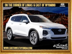 New 2019 Hyundai Santa Fe Limited 2.0T SUV for sale near you in Albuquerque, NM