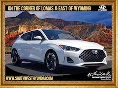 New 2019 Hyundai Veloster Turbo Hatchback for sale near you in Albuquerque, NM