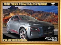 New 2019 Hyundai Kona Iron Man SUV for sale near you in Albuquerque, NM