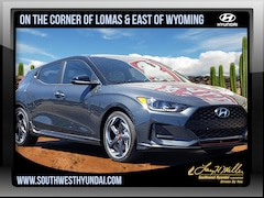 New 2019 Hyundai Veloster Turbo Ultimate Hatchback for sale near you in Albuquerque, NM
