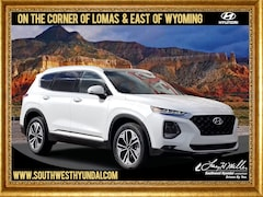 New 2019 Hyundai Santa Fe Limited 2.0T SUV 5NMS5CAA1KH077367 for sale near you in Albuquerque, NM