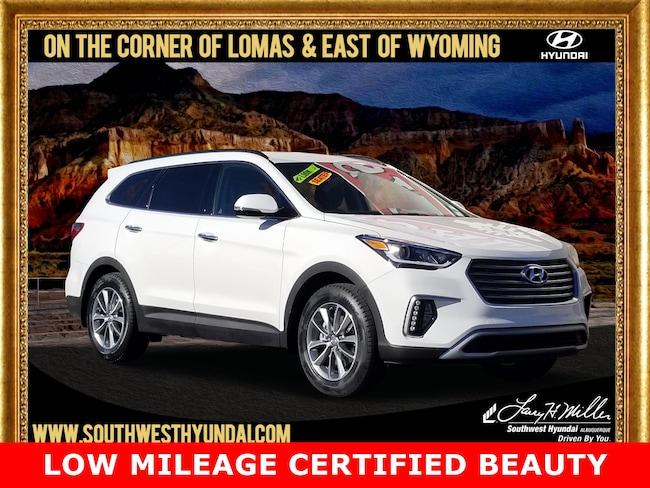 New Hyundai 2019 Hyundai Santa Fe XL SE SUV for sale in Albuquerque, NM
